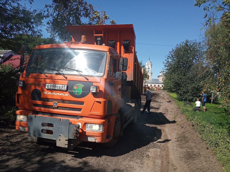 Жители села под Тверью решили снова участвовать в ППМИ