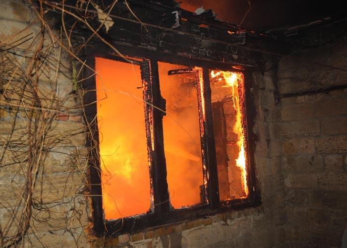 В Тверской области следователи занялись пожаром, при котором погибла женщина