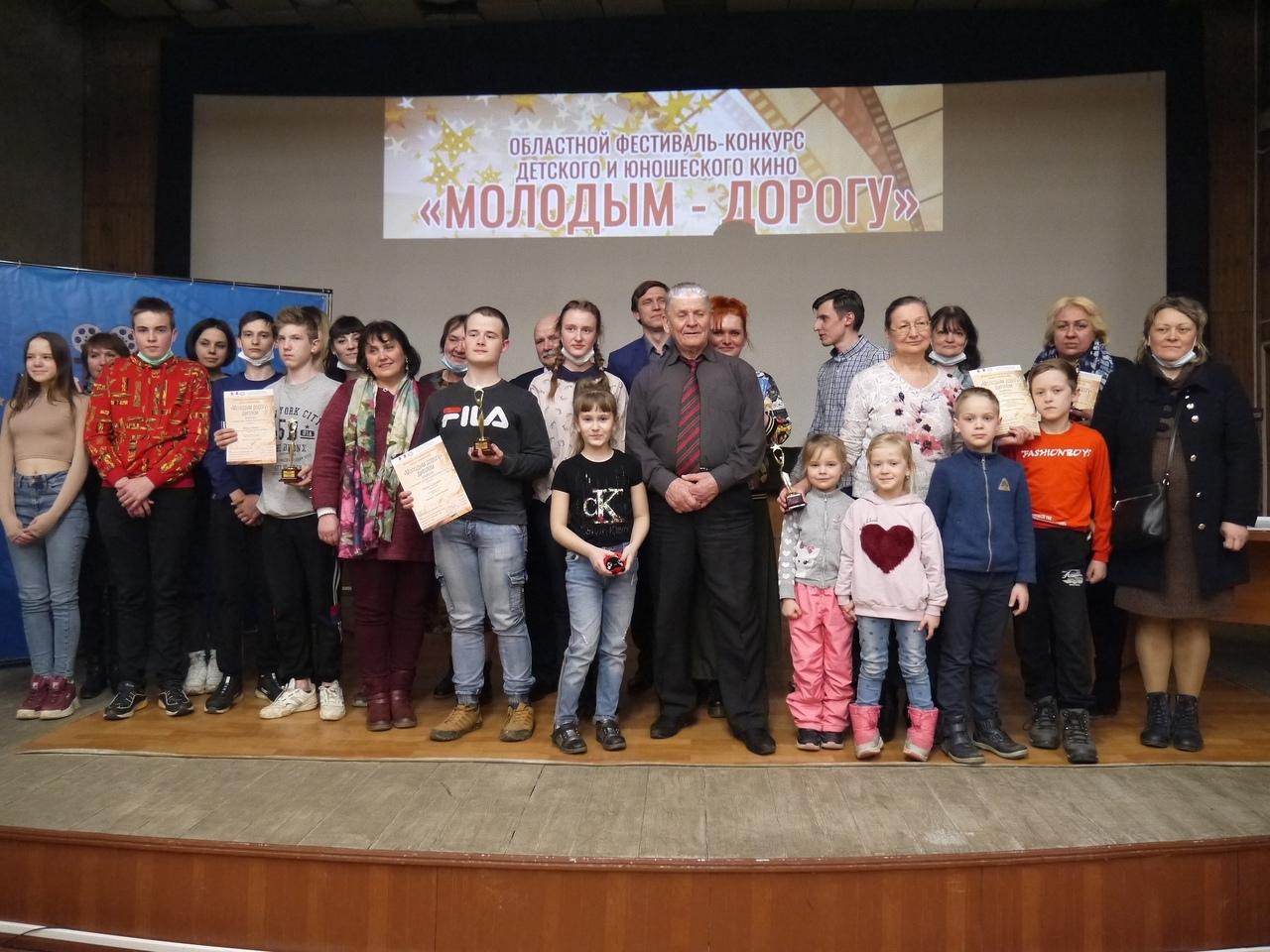 Оленинские школьники выиграли киноконкурс