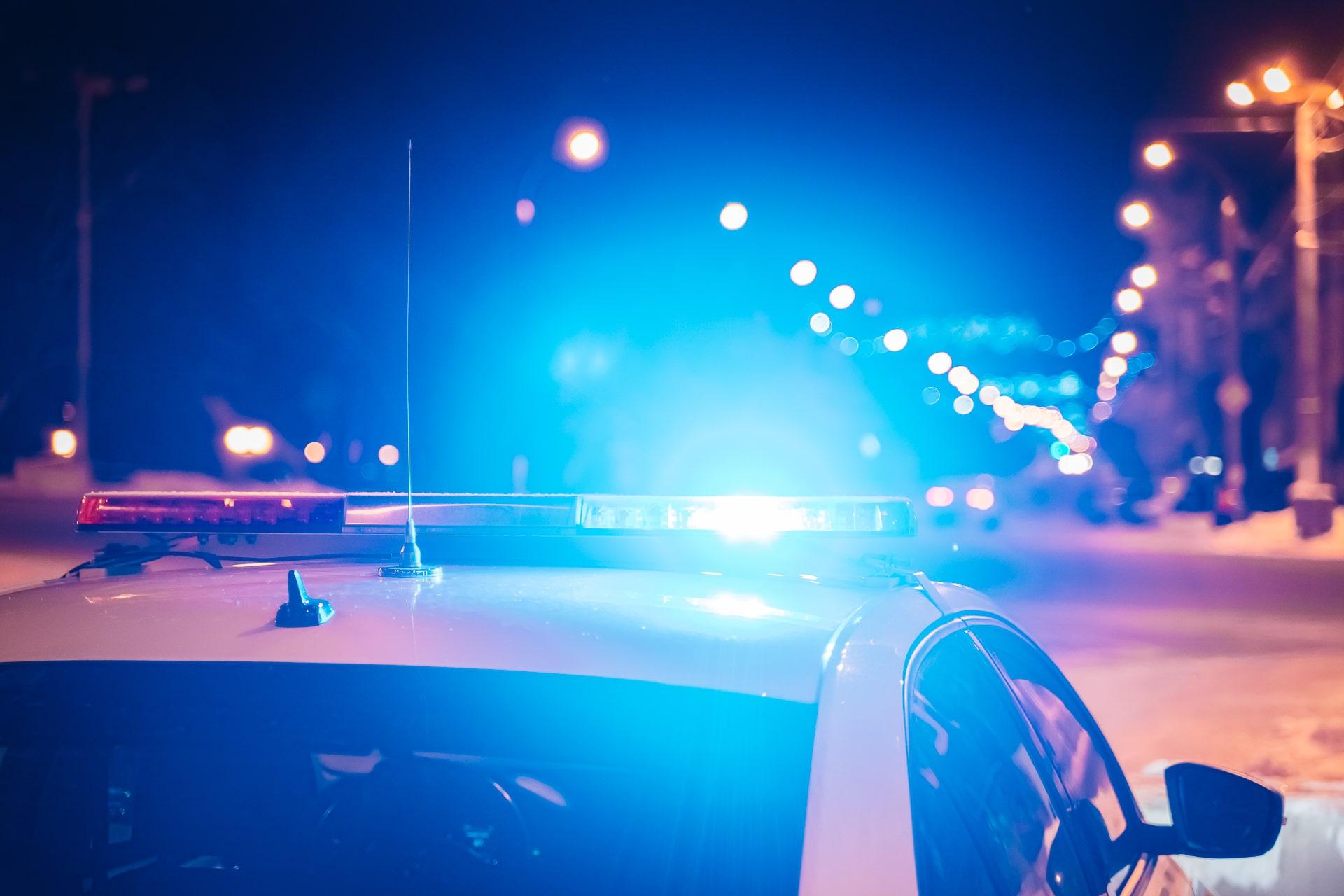 На дороге под Тверью столкнулись две иномарки, есть пострадавшая