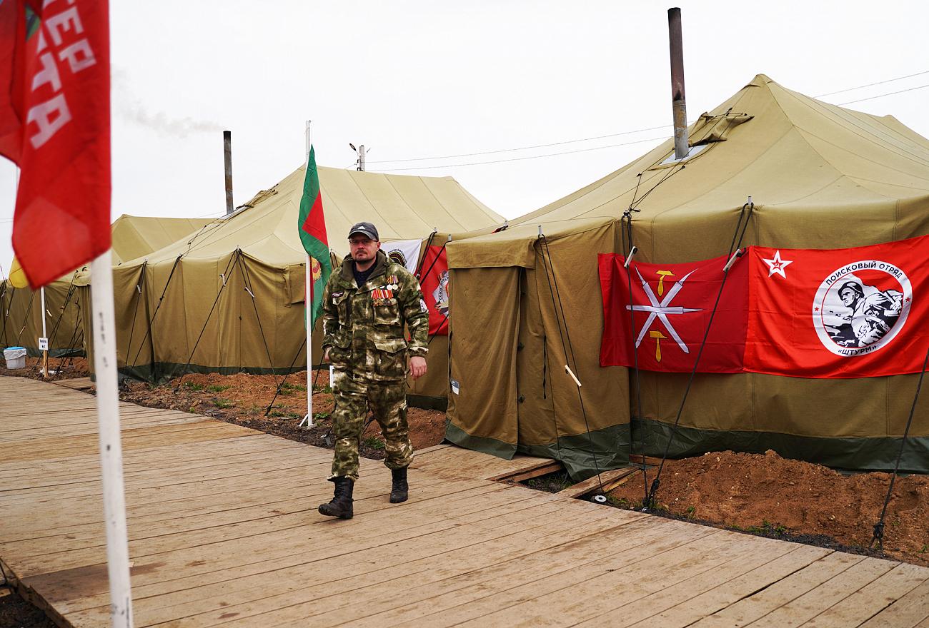 387 солдат: в Тверской области завершилась крупнейшая поисковая экспедиция