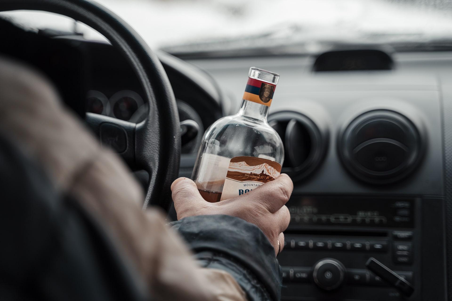 Пьяный житель Тверской области решил покататься на чужом автомобиле