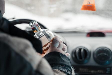 Появились снимки аварии с двумя пьяными водителями в Тверской области