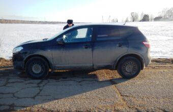 26-летний парень угнал иномарку у собутыльника в Тверской области