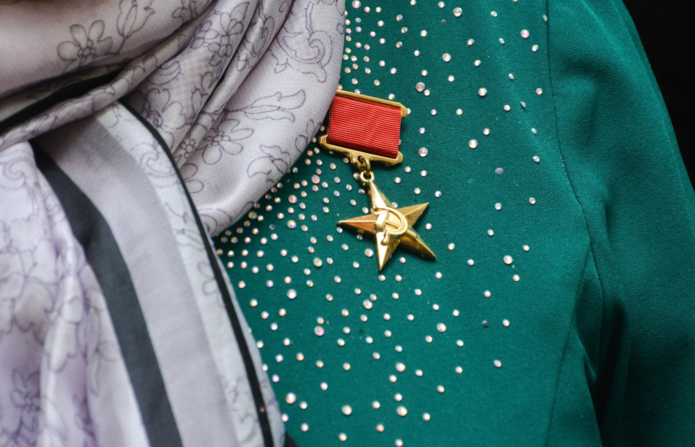 50 лет назад тверичанка Любовь Парфенова стала Героем Социалистического Труда