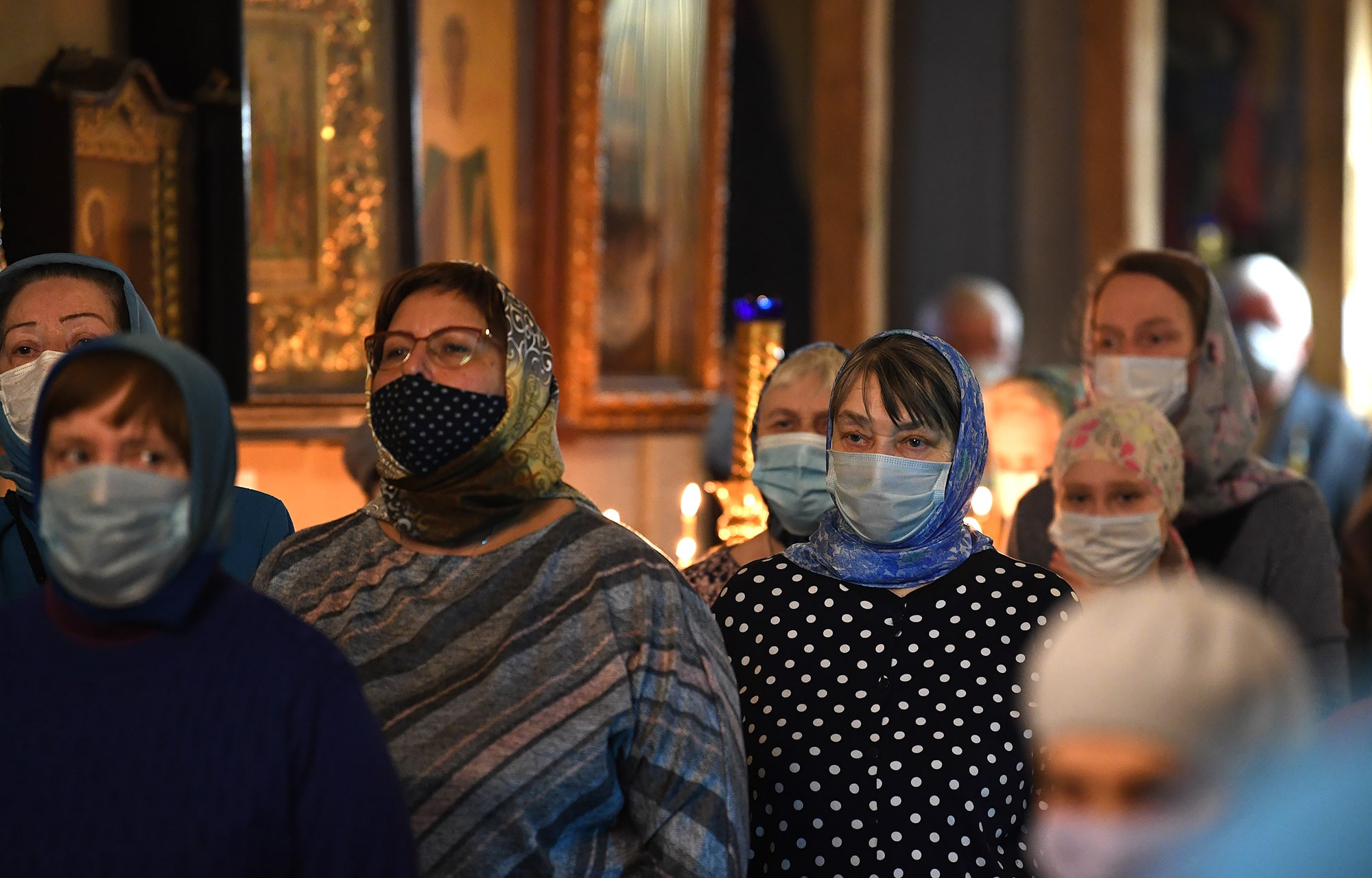 Губернатор встретил праздник Благовещения Пресвятой Богородицы с православными верующими Твери