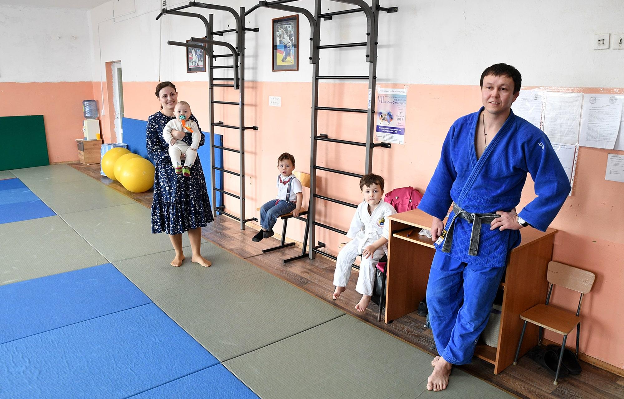 Школу в Пено ждёт новый ремонт