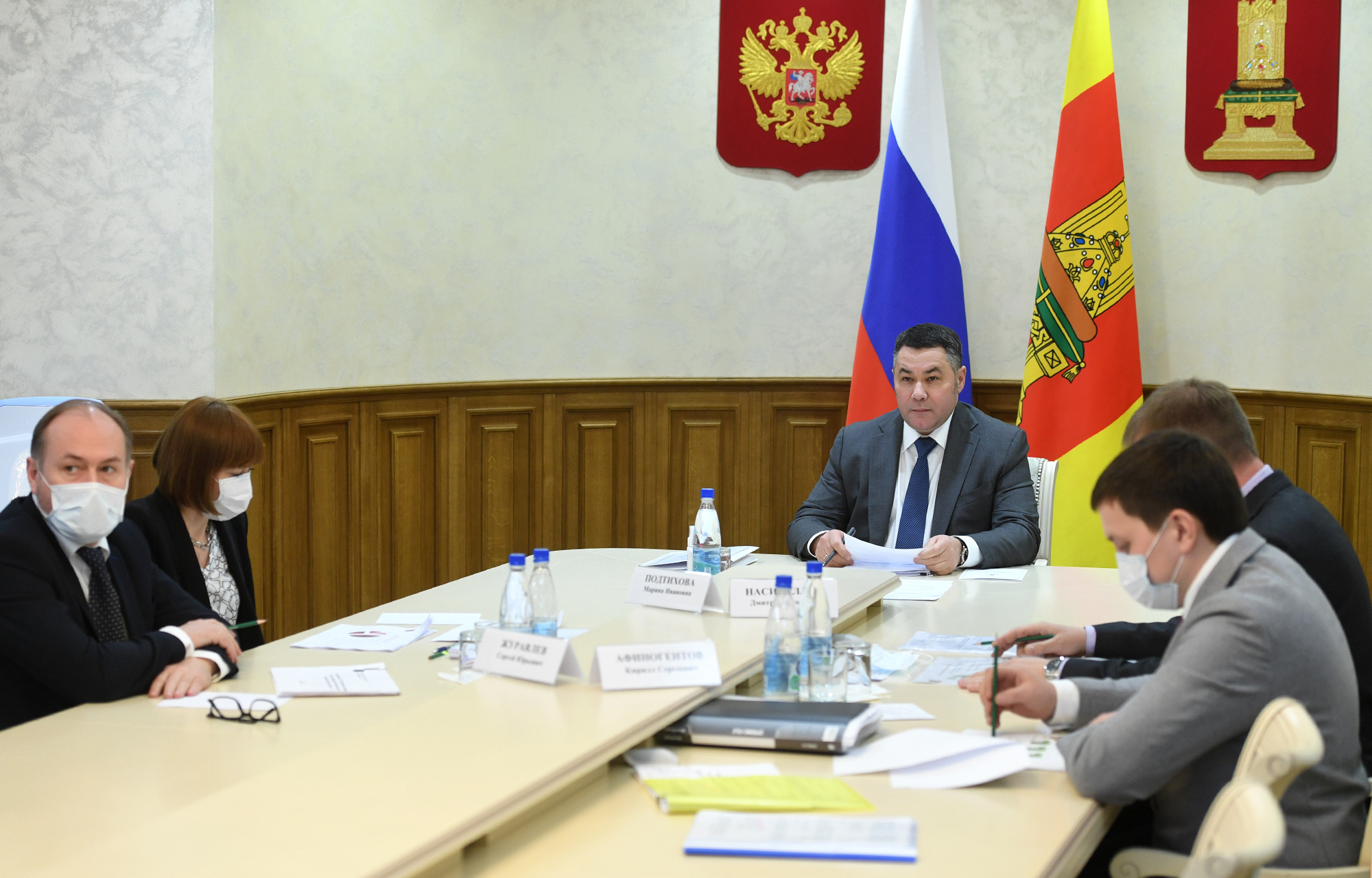 Больше 230 километров местных дорог отремонтируют в Тверской области за год