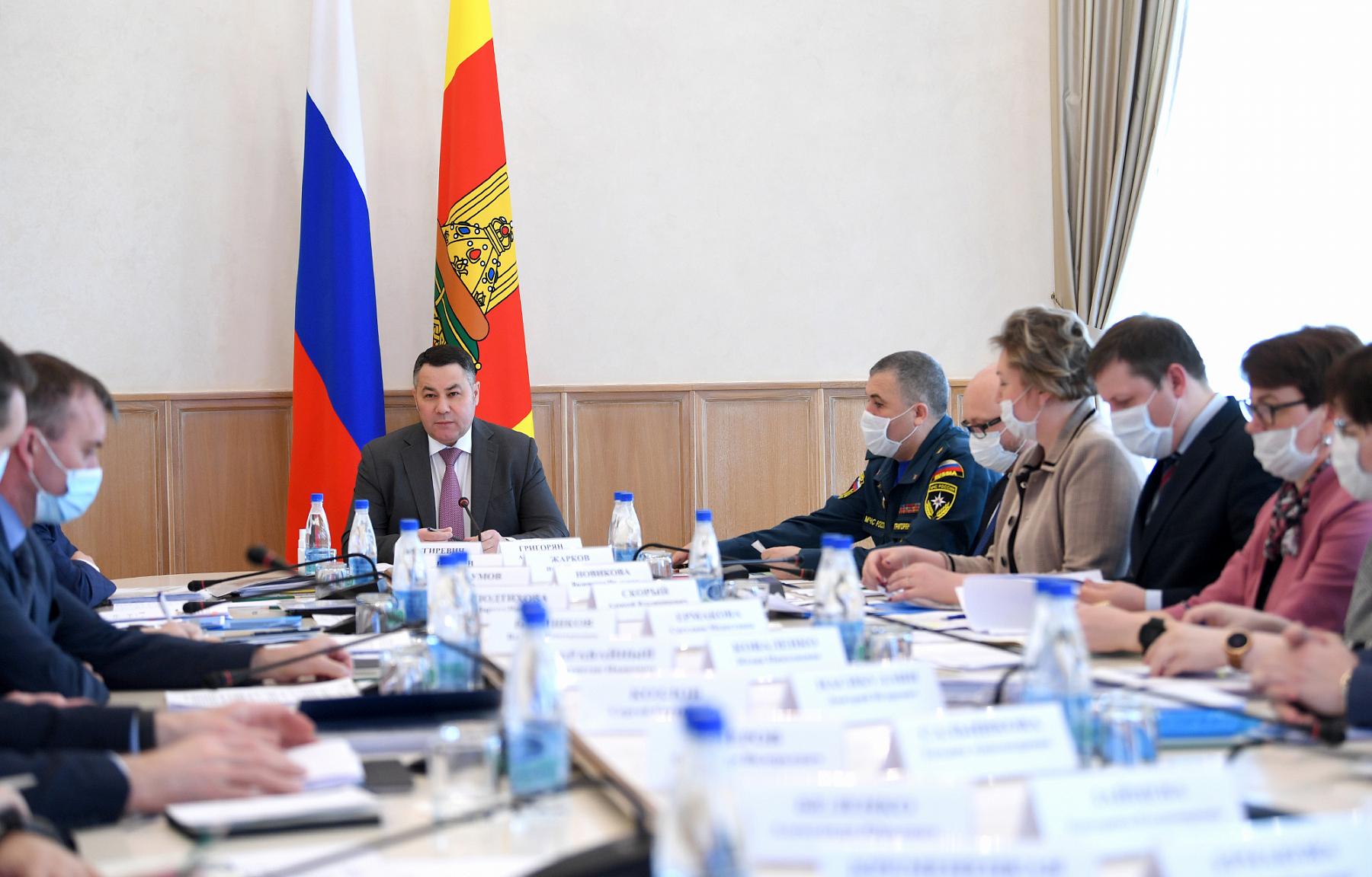 Стало известно, сколько домов Тверской области газифицируют за пять лет