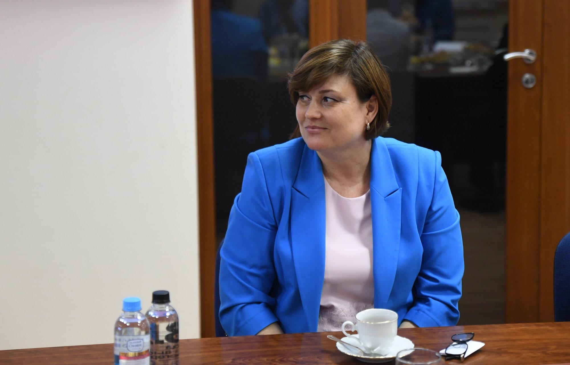Игорь Руденя обсудил развитие Тверского вагоностроительного завода с трудовыми династиями предприятия