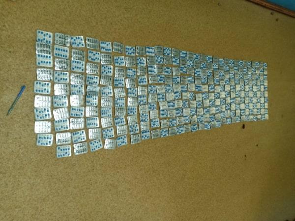 Больше 400 блистеров с сильнодействующими таблетками изъяли у сбытчика в Тверской области