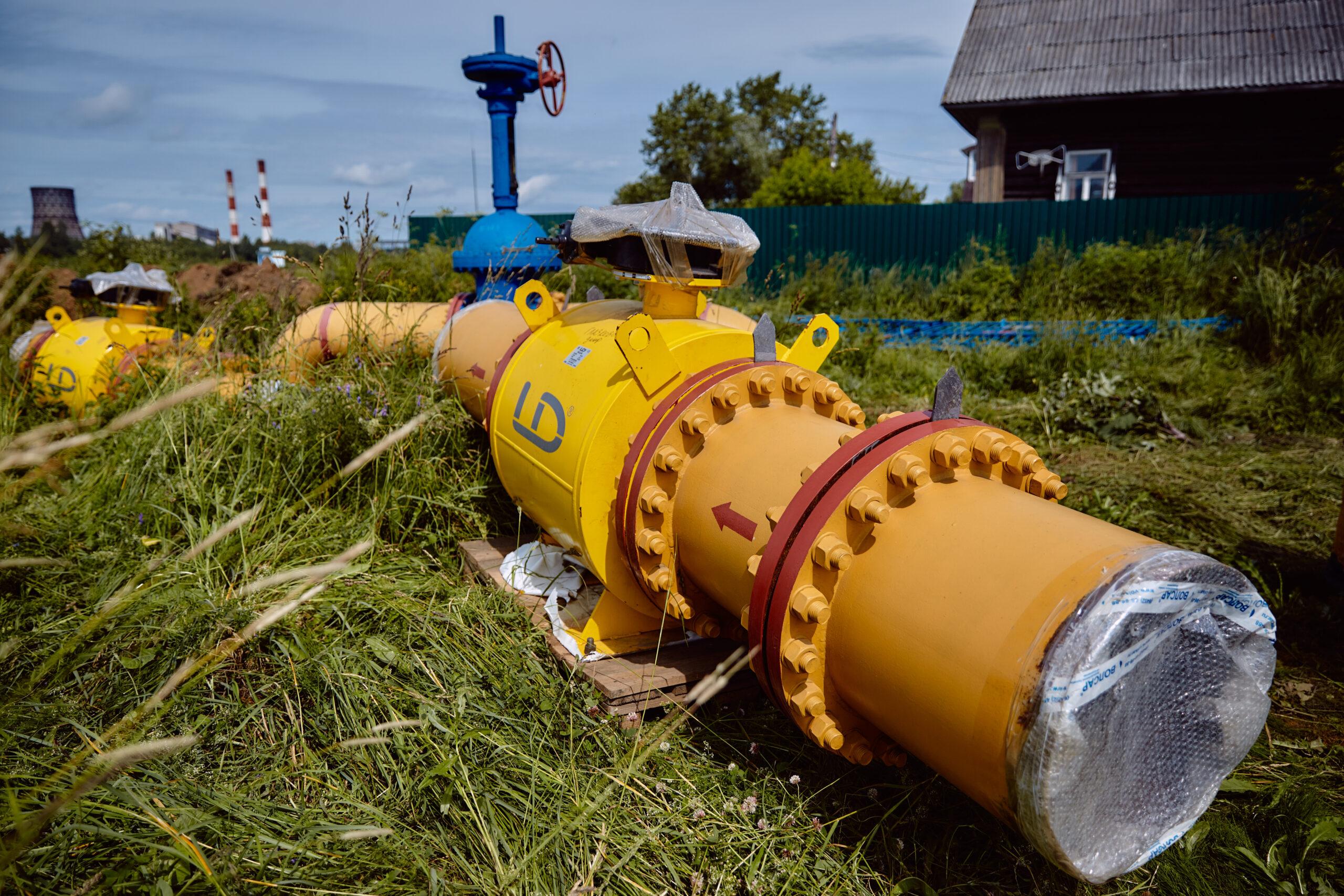 Жители Тверской области не будут платить за подводку газа к участку