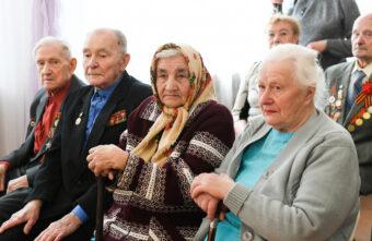 В Тверской области начали выплачивать деньги фронтовикам, вдовам и детям войны