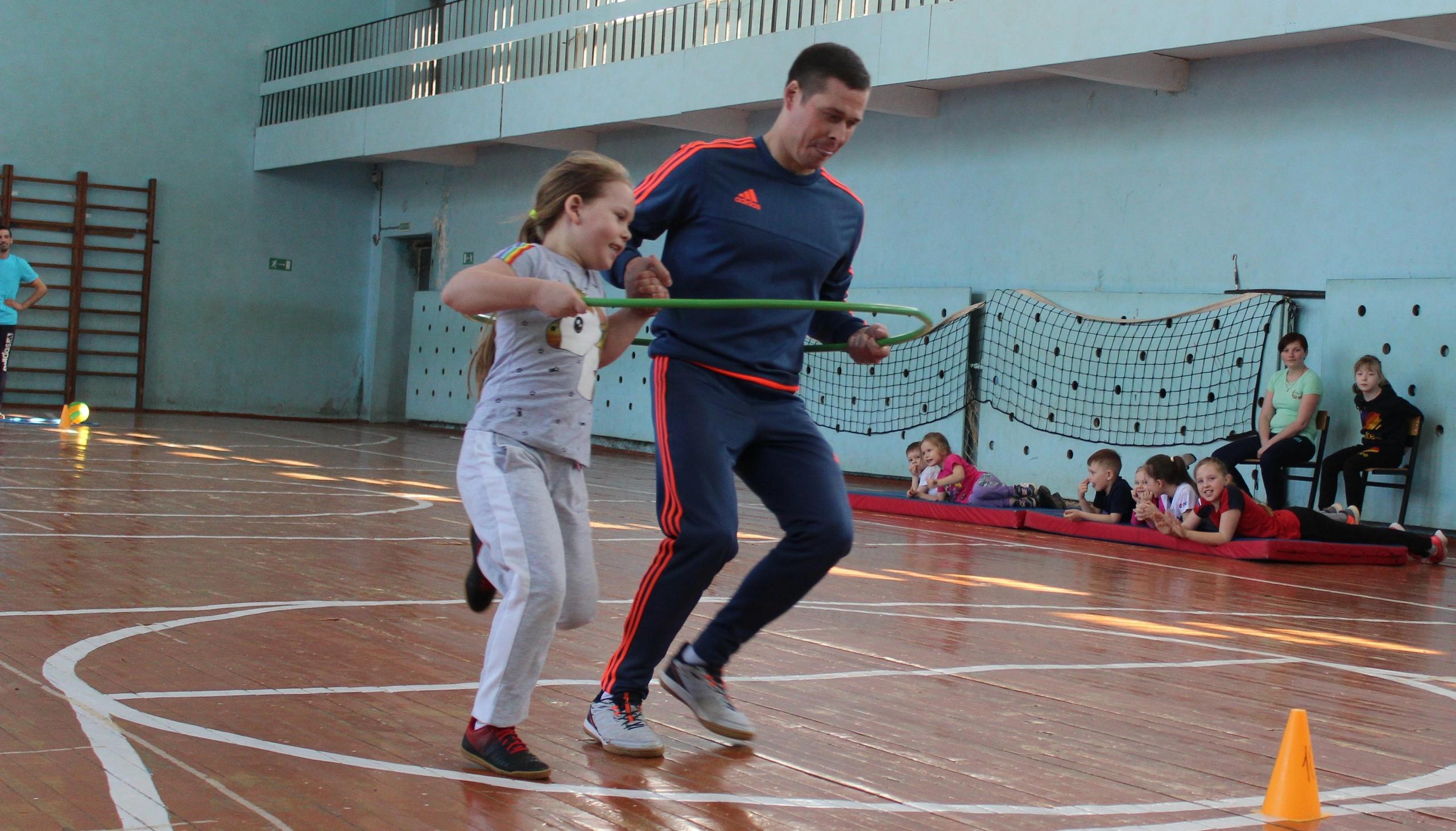 В Лихославле выяснили, чья семья самая спортивная