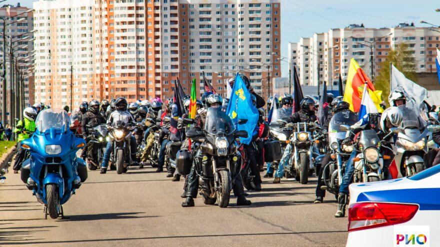 Из-за открытия мотосезона в Твери перекроют улицу