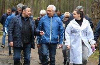 Комсомольская роща в Твери станет природным парком