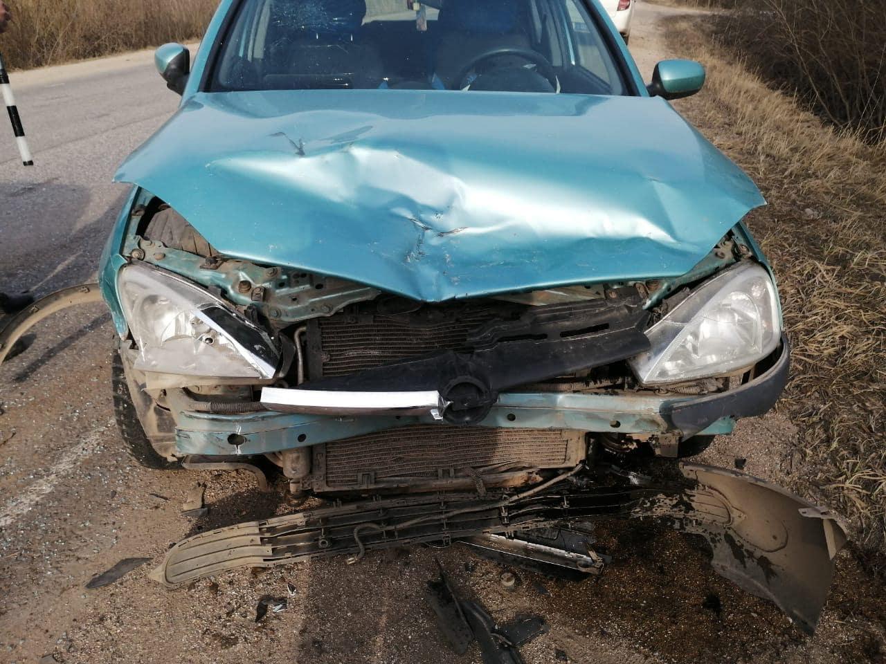 10-летняя девочка и водитель-виновник пострадали в ДТП в Тверской области