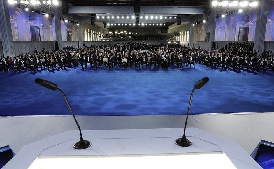 Игорь Руденя: послание президента Владимира Путина подтвердило правильность выбранной стратегии развития региона