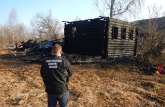 В деревне Тверской области заживо сгорела 63-летняя женщина