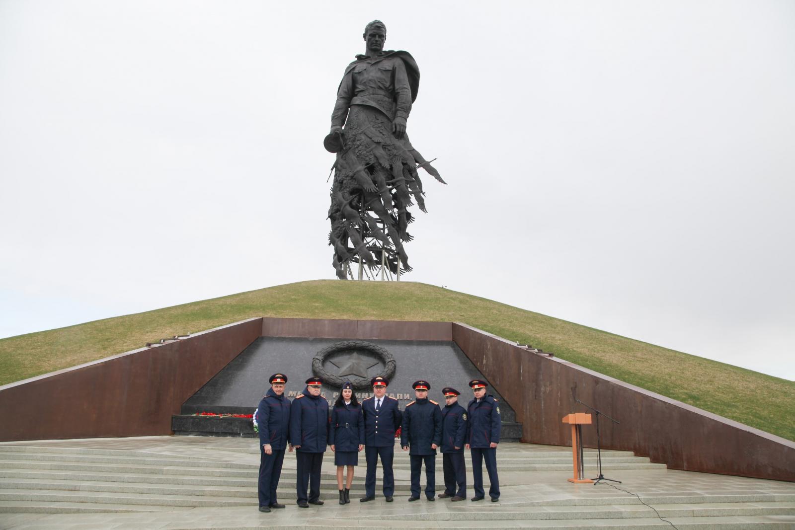 В Тверской области сотрудники СК приняли участие в закрытии поисковой экспедиции «Ржев. Калининский фронт»