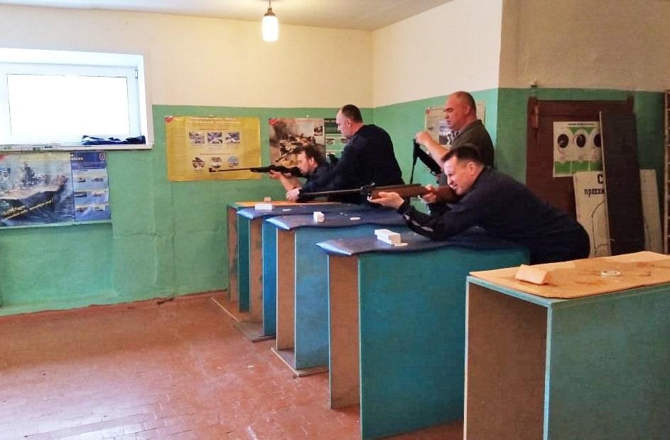 Стрелки со всего Калязинского района соревновались в меткости