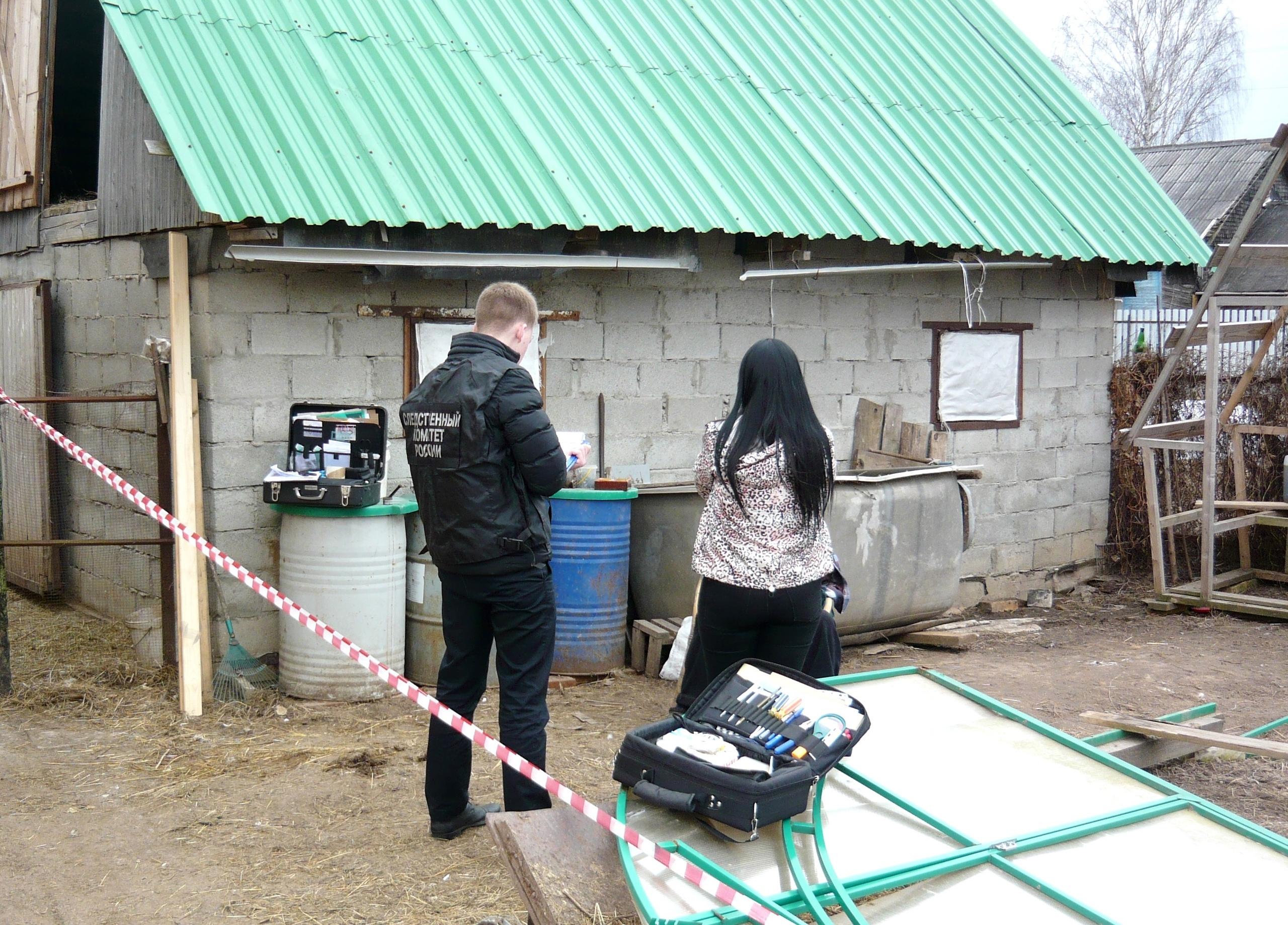 57-летний мужчина убил своего старшего товарища в Тверской области