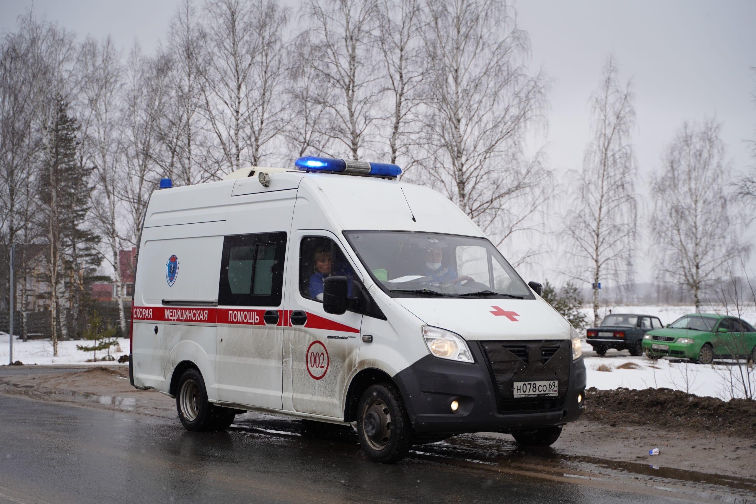 Жительница Тверской области нашла самый быстрый способ вызвать скорую помощь