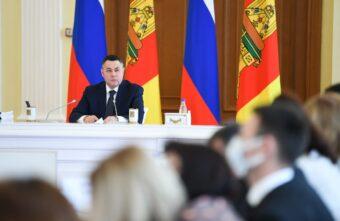 В Тверской области разработана новая отраслевая программа – по развитию льняного комплекса Верхневолжья до 2026 года