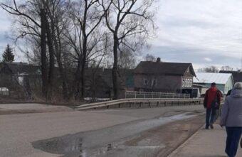 В Тверской области под мостом в воде нашли труп мужчины