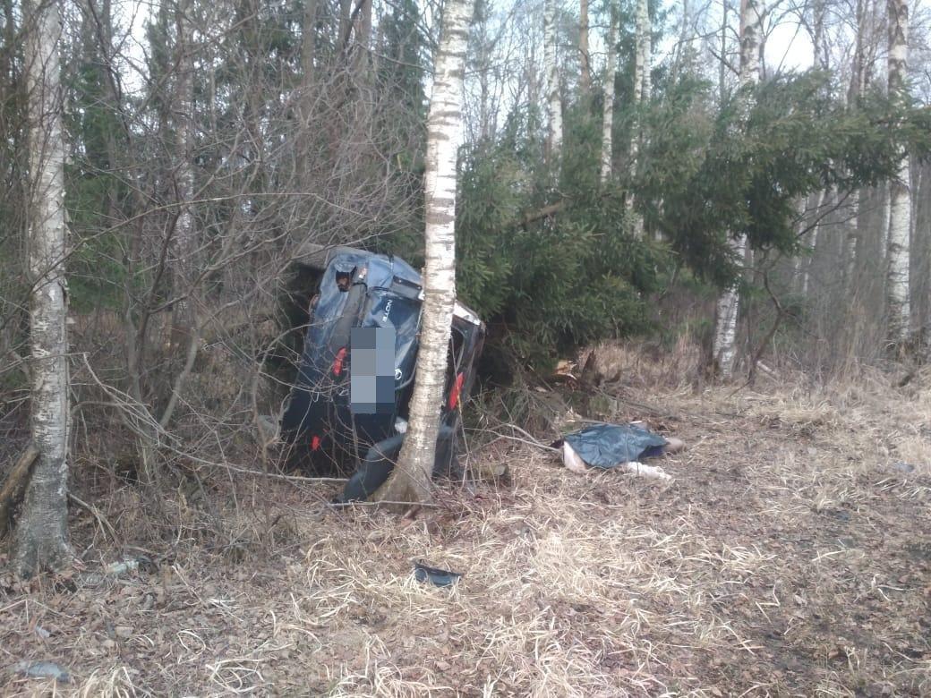 Появились подробности ДТП в Тверской области, в котором погибла женщина