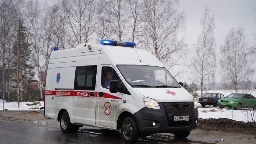 В Тверской области юная врач скорой помощи спасла женщину