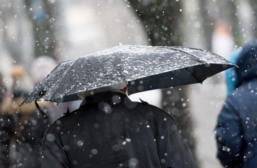 На Тверскую область идут дожди и грозы