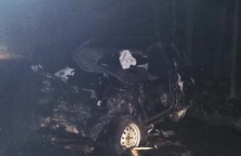 Водитель погиб в лобовом столкновении двух иномарок в Тверской области