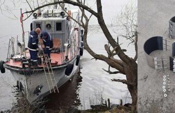 Водолазы обнаружили место утечки водовода на дне Волги в Тверской области