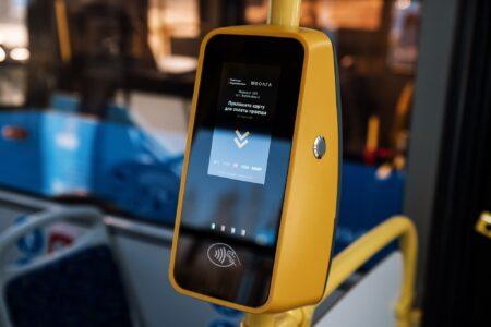 В Твери пассажиры автобусов смогут сами вывести карты из стоп-листа