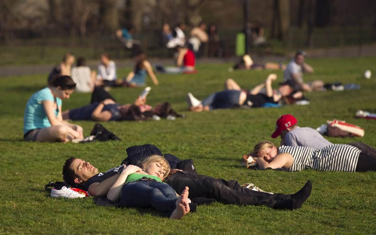 Погода позволит расслабиться жителям Тверской области в выходные