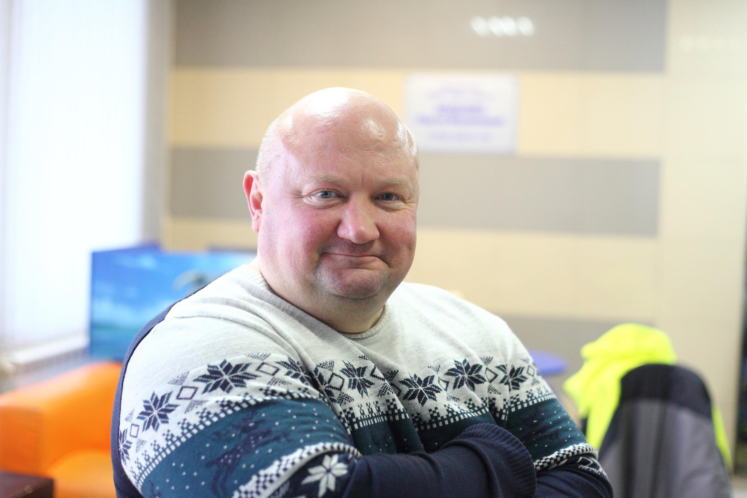 В Тверской области внезапно ушёл из жизни спортсмен Сергей Аладышев
