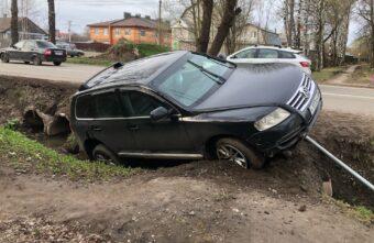 ДТП в Твери: пассажир был очень пьян, водитель ещё пьянее