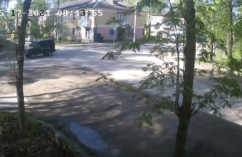 Опубликовано видео наезда УАЗа на 10-летнего мальчика в Тверской области