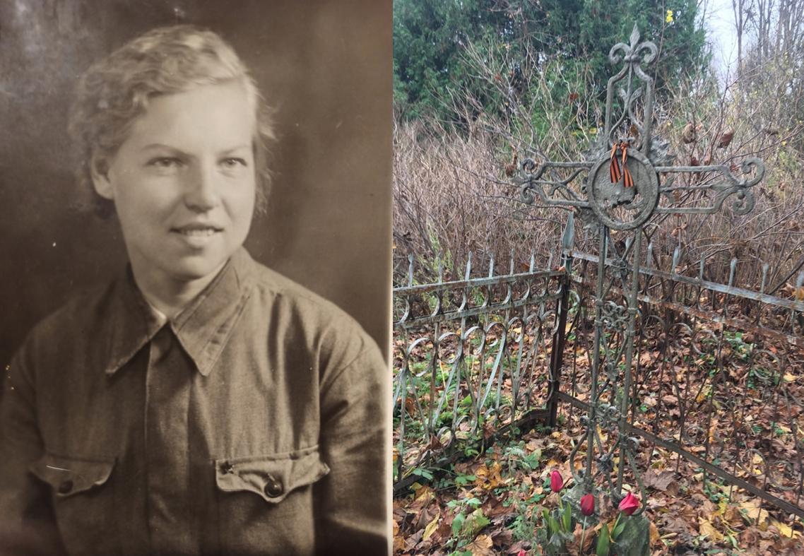 В Твери на Волынском кладбище нашли захоронение участницы Ржевской битвы