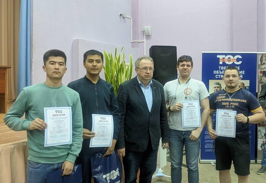 Студенты ТвГТУ – призеры конкурса «Лучший по профессии»