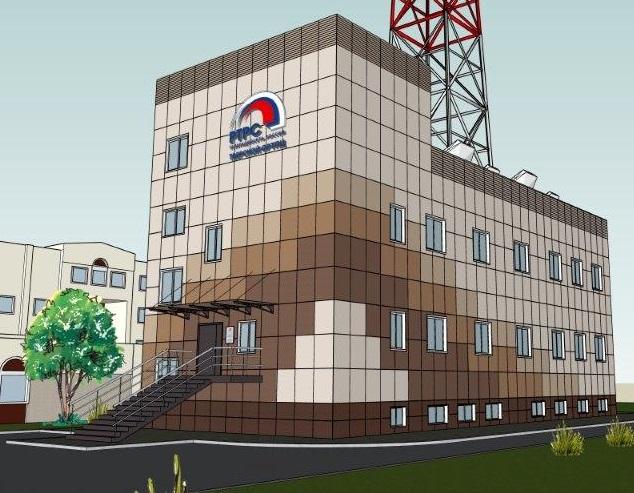 В Твери заканчивается строительство нового здания областного радиотелецентра