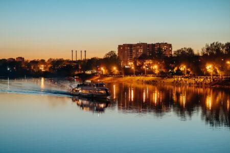 Стало известно, где безопасно купаться в Твери летом 2021 года