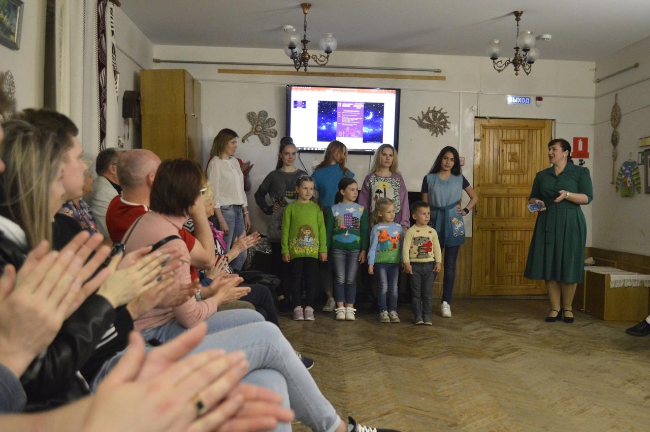 """""""Недетское время"""": в Лихославле прошла «Ночь в музее»"""