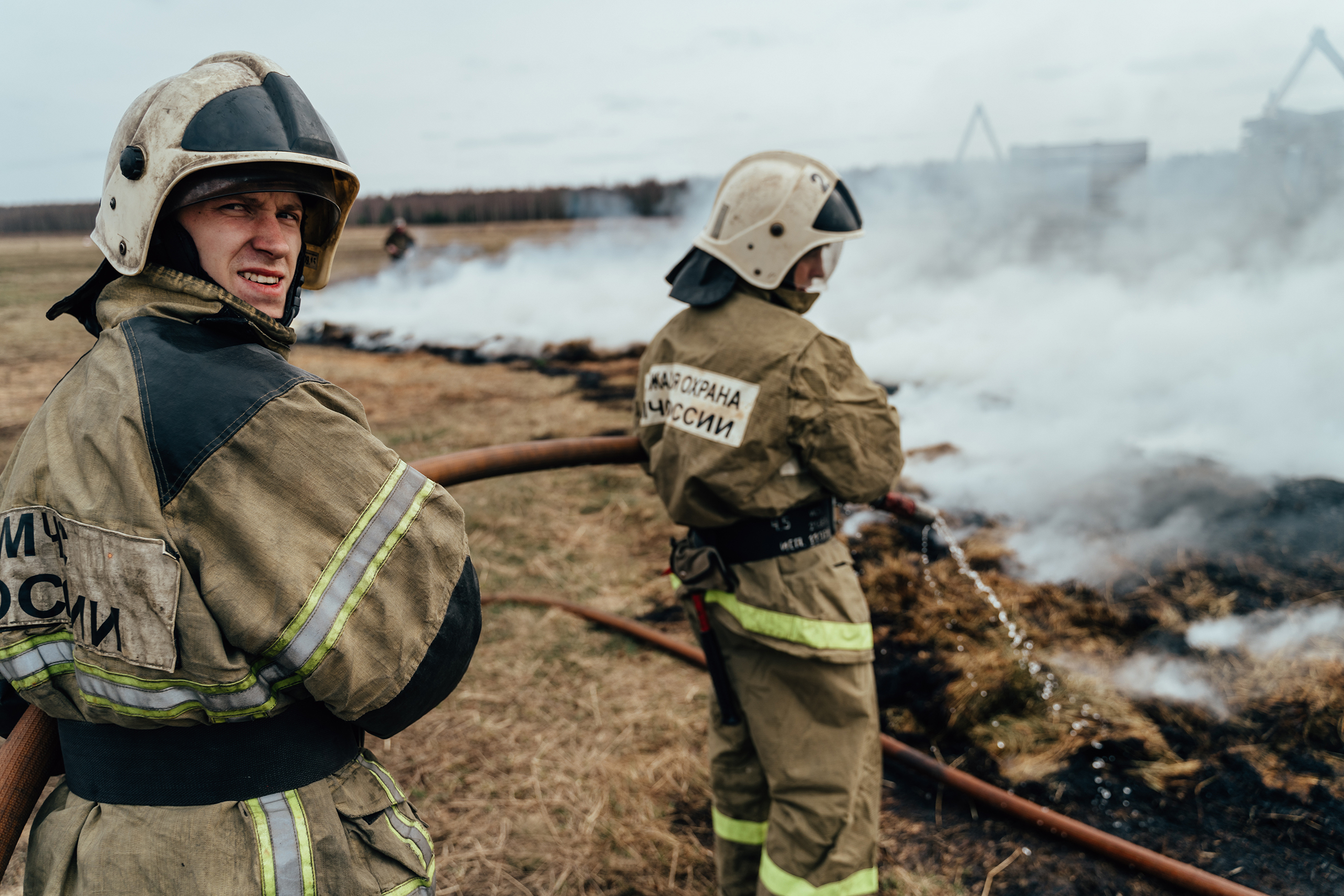 Рында больше не нужна: пожары в Тверской области подавили стратегия и техника