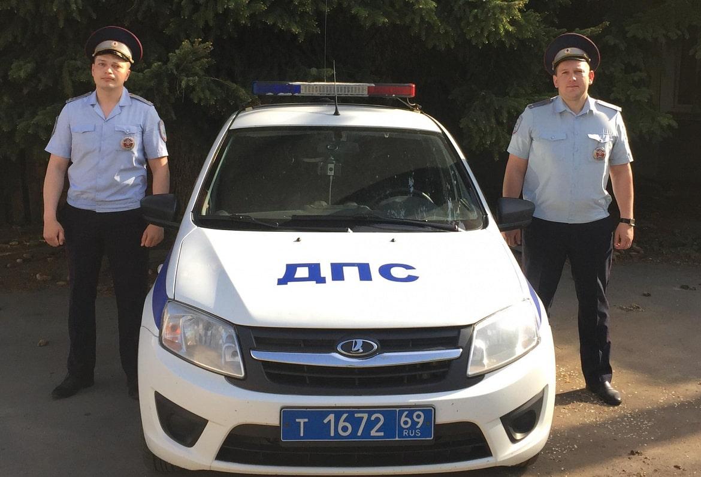 Тверские полицейские спасли 4-летнюю девочку, нуждавшуюся в срочной операции