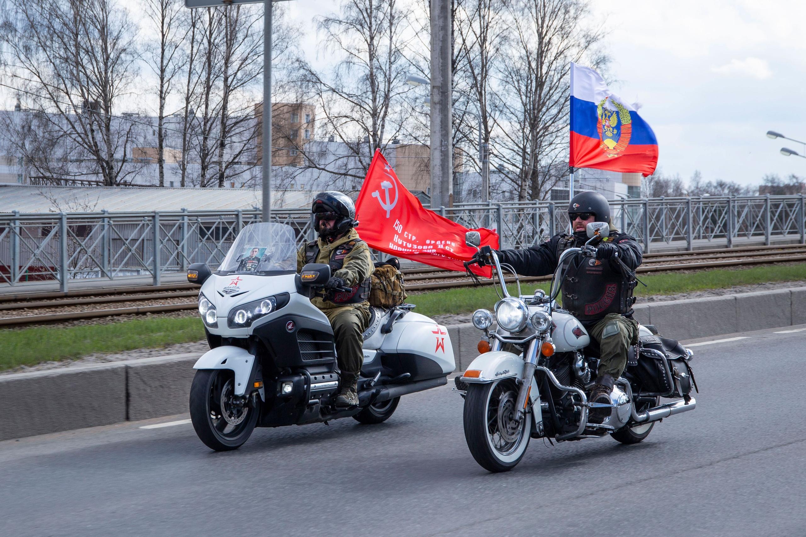 """Международный мотомарш """"Дороги Победы – Дорога домой"""" пройдет через Тверскую область"""