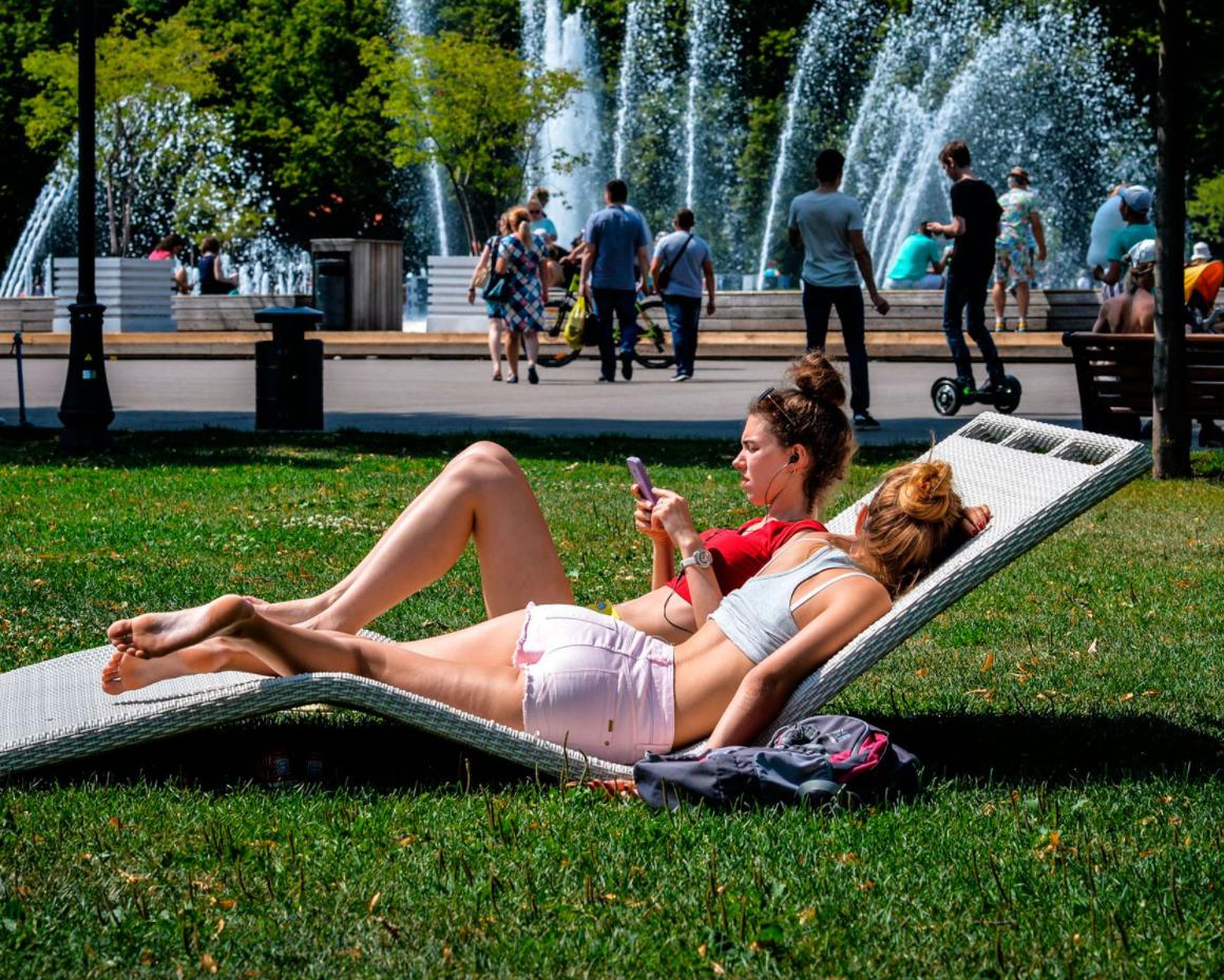 Настоящее лето в Тверскую область придёт раньше времени: прогноз на неделю