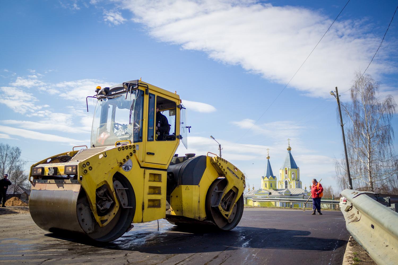 В Лихославле завершили первый этап ремонта улицы Октябрьской