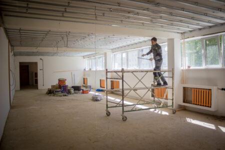 В Лихославле библиотеку делают современным творческим пространством